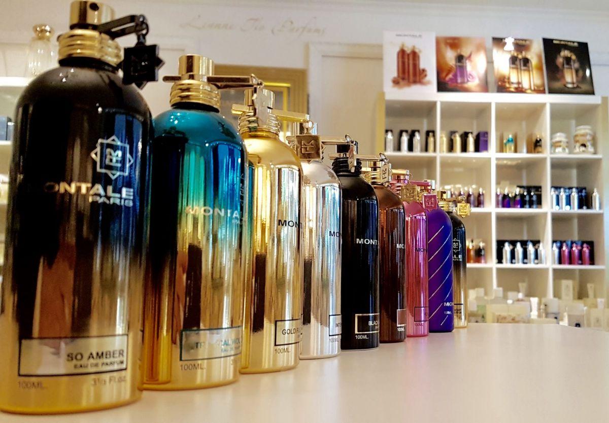 Селективная парфюмерия: уникальные ароматы