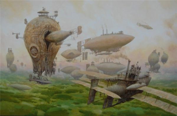 Steampunk религия