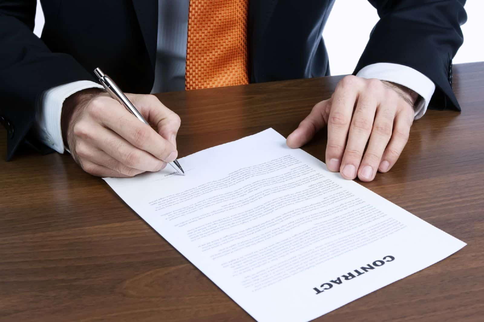 Чем отличается контракт от договора?