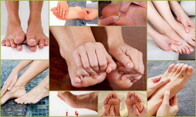Парестезия головы симптомы. парестезии нижних конечностей: причины и лечение