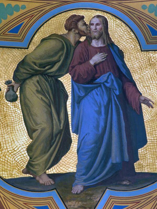 Иуда искариот - биография, фото, значение имени, предательство иисуса 2020 - 24сми