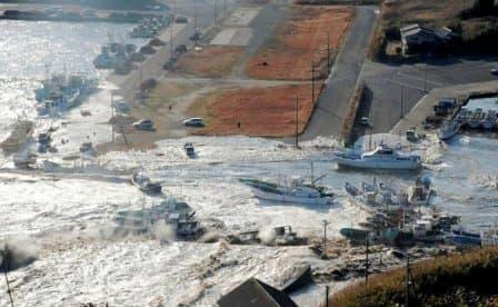 Статистика цунами