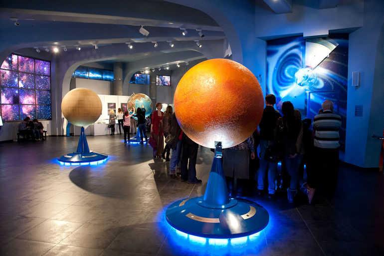 А вы знаете, что такое планетарий?