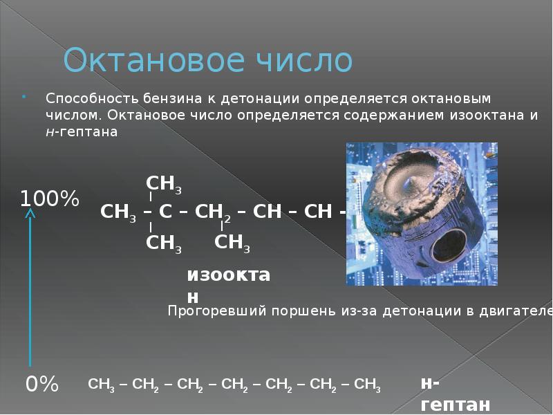 Что такое октановое число бензина? 3 способа его повышения