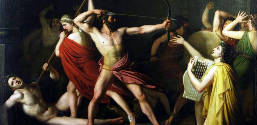 Одиссея - odyssey - qwe.wiki