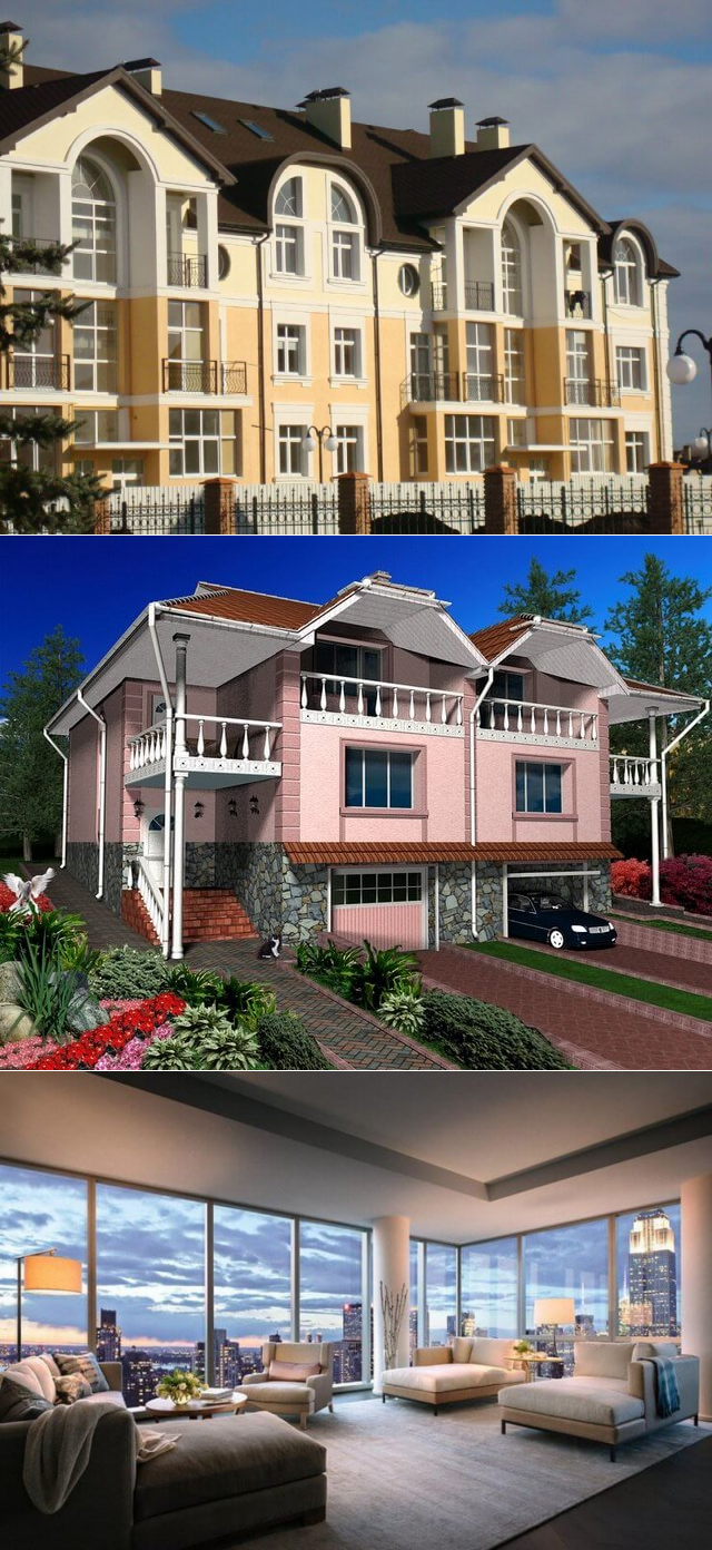 Что такое пентхаус – как выглядит кухня, спальня, гостиная и лестница в этом виде жилья?