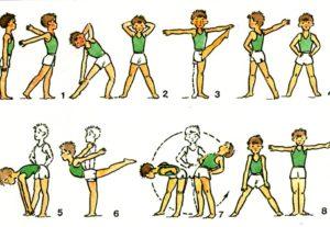 Что такое зарядка и как ее выполнять?  | физкультура и спорт | школажизни.ру