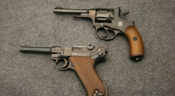Что такое пневматическое оружие, пистолет - виды