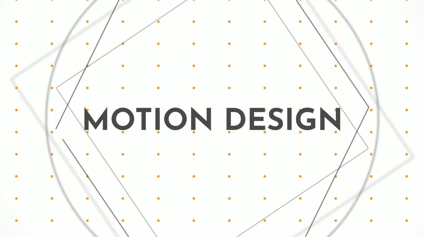 Моушн дизайн: что такое motion графика и анимация - sy