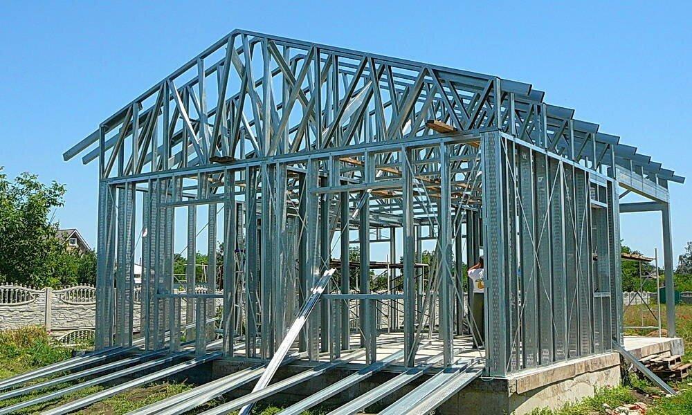 Строительство зданий по технологии лстк - что это такое