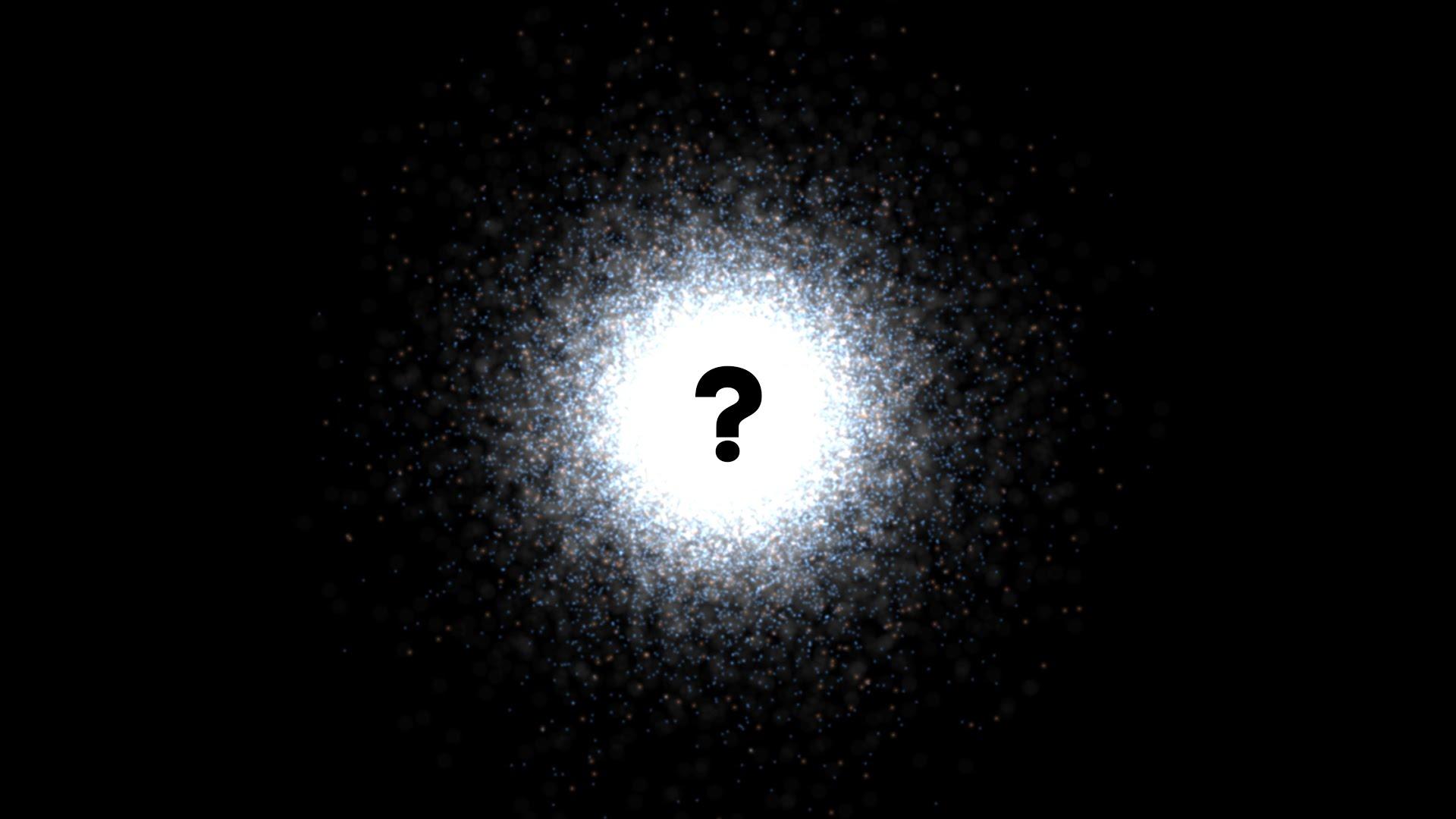 Темная материя и энергия провалились в черную дыру.  не исключено, что на самом деле никакой темной материи и энергии в их привычном представлении не существует