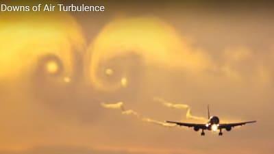 Турбулентность в самолете: что это и чем опасно