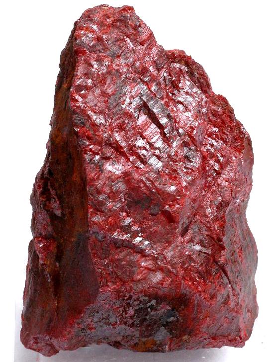 Киноварь цвет минерала формула