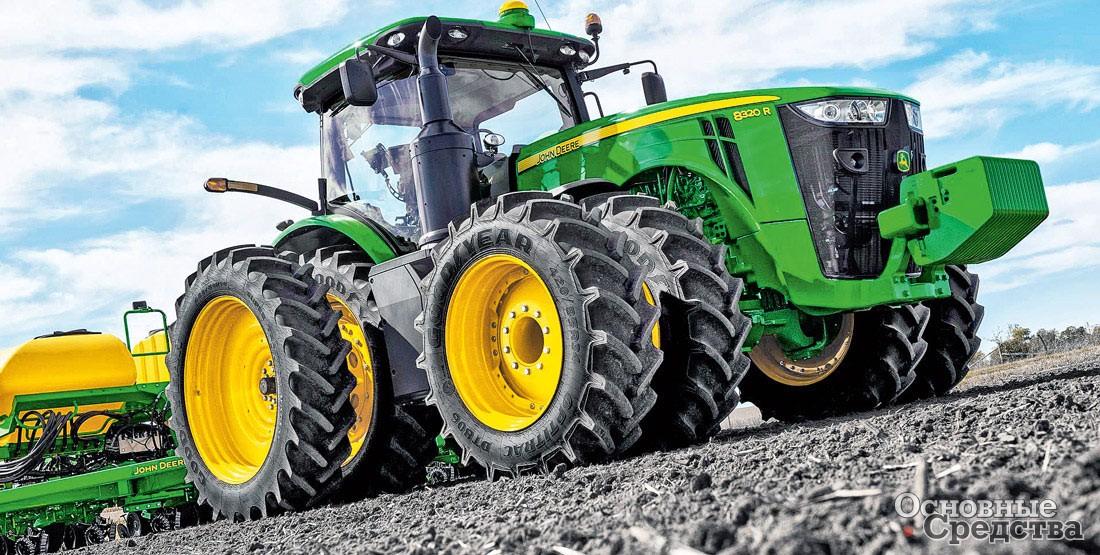 Классификация тракторов и их виды