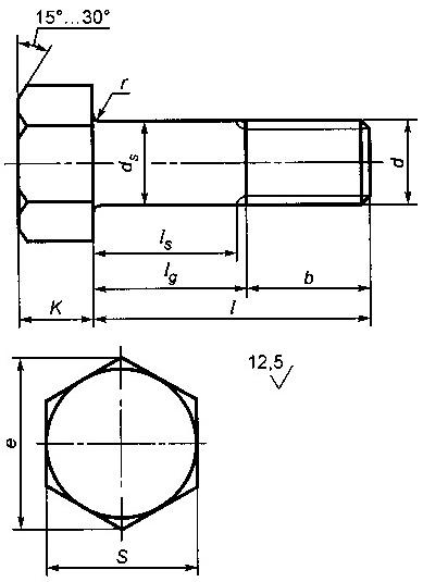 Дюймовая резьба: таблицы, размеры, шаг, обозначение, гост