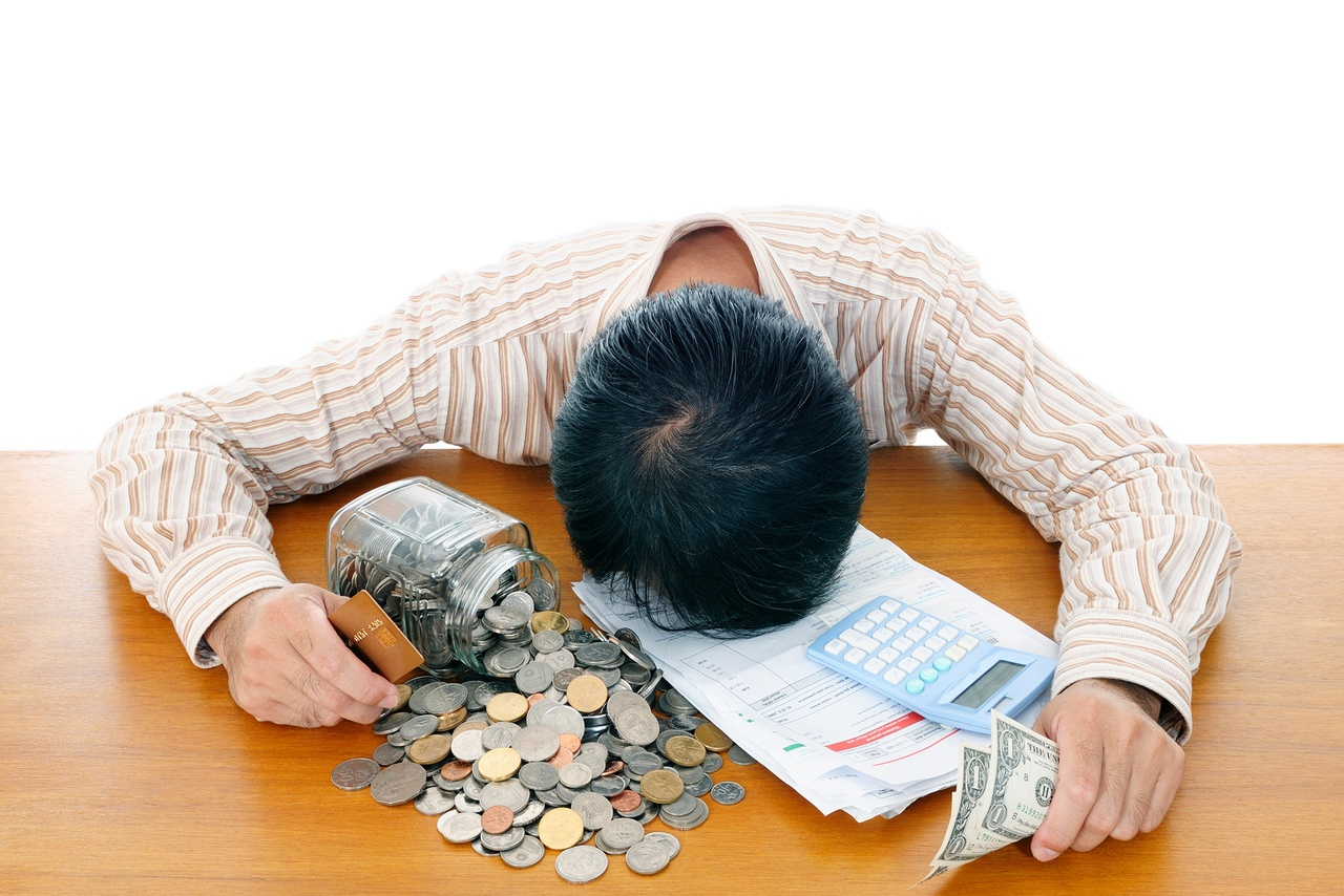 Если у вас нет денег… или что делать заемщику, если он не может отдать долг банку?