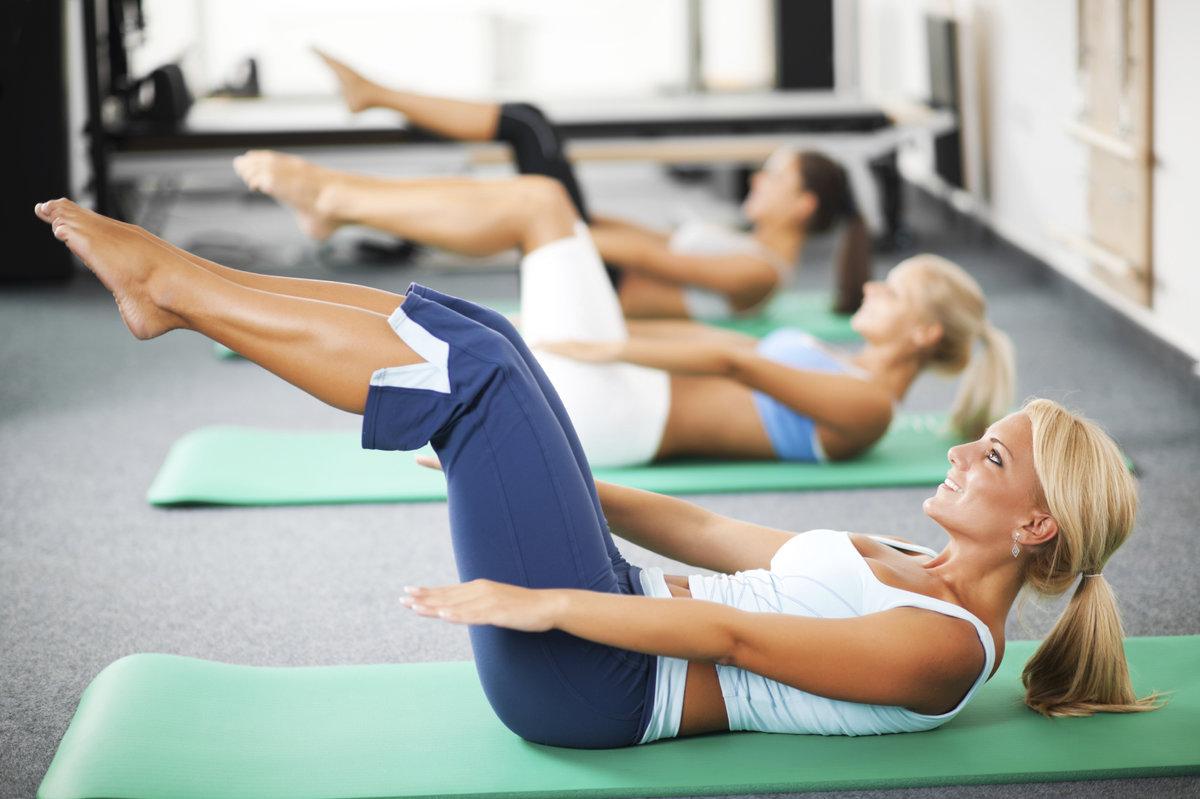 Упражнения калланетики- уроки для новичков от известных тренеров