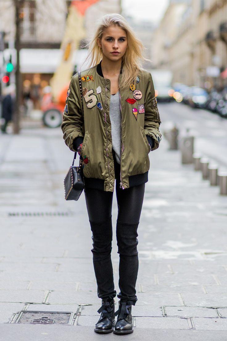 Бомбер: как его носить, чтобы выглядеть стильно
