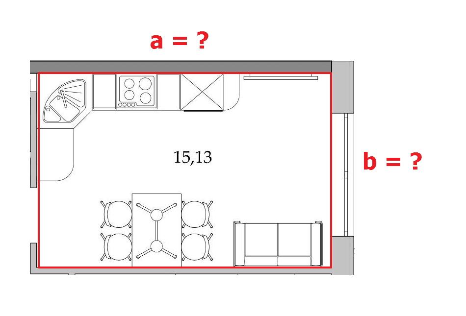 Вспоминаем формулу расчета площади комнаты: квадратный метр – это сколько и как измерить