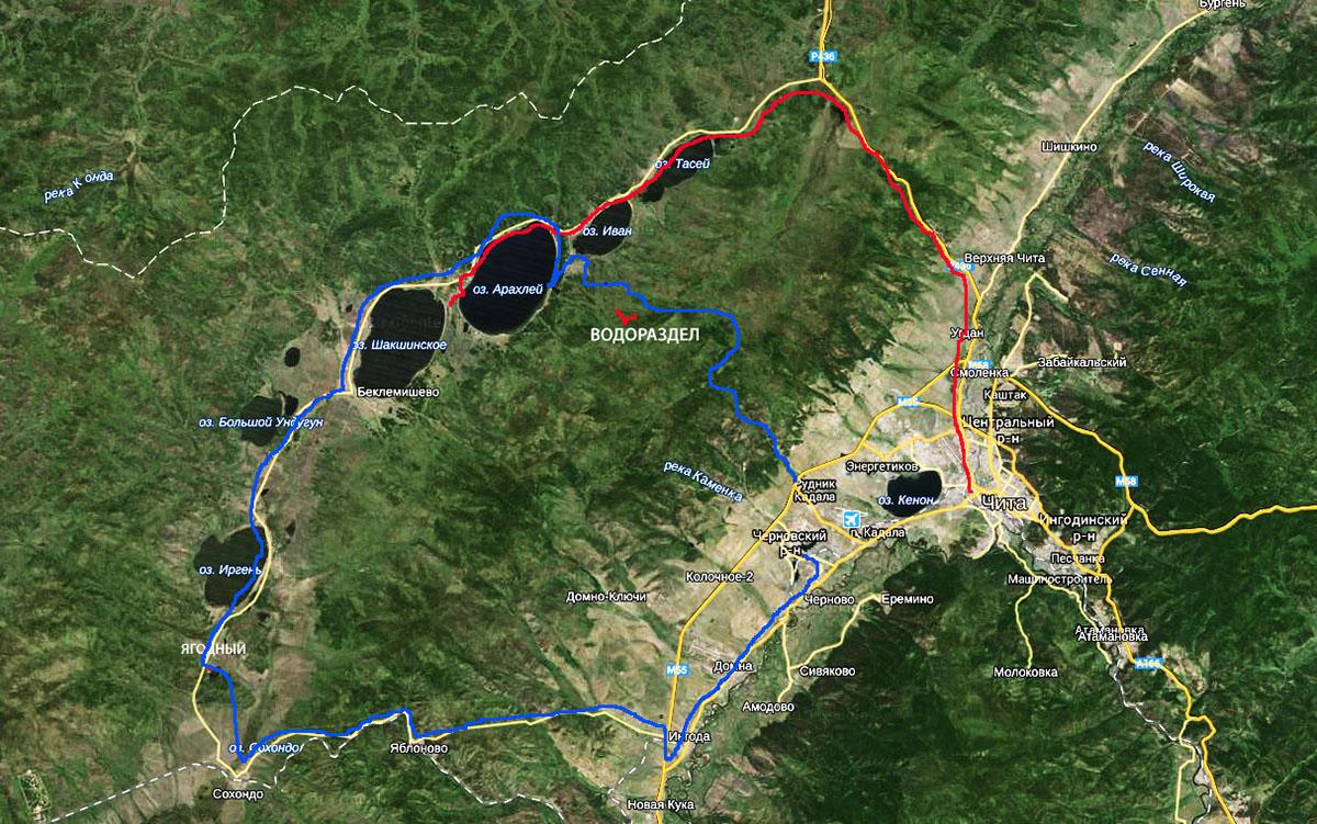 Что такое речная система? главная река и притоки