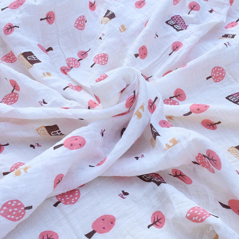 Все что нужно знать о муслине: свойства ткани
