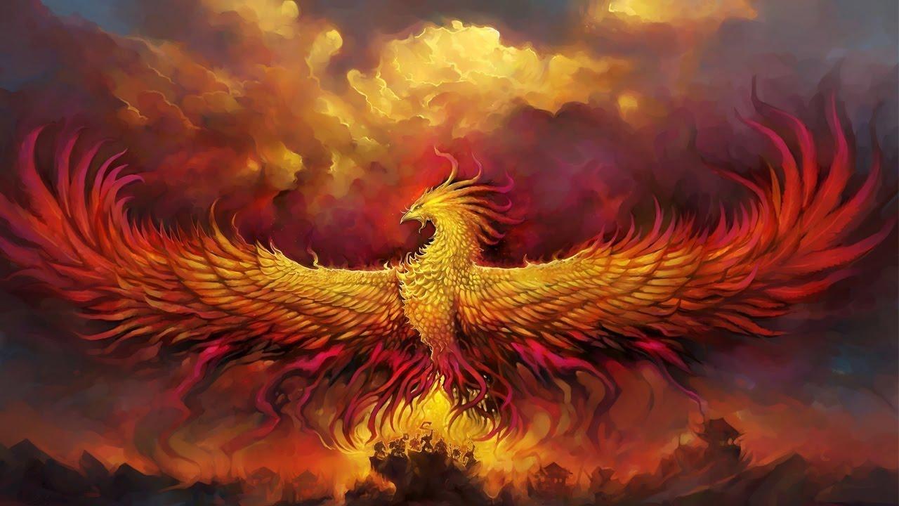 Птица феникс - значение в мифологии, возможность существования в реальной жизни