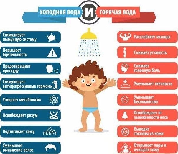 Контрастный душ: как правильно делать в домашних условиях, когда лучше принимать и с чего начать