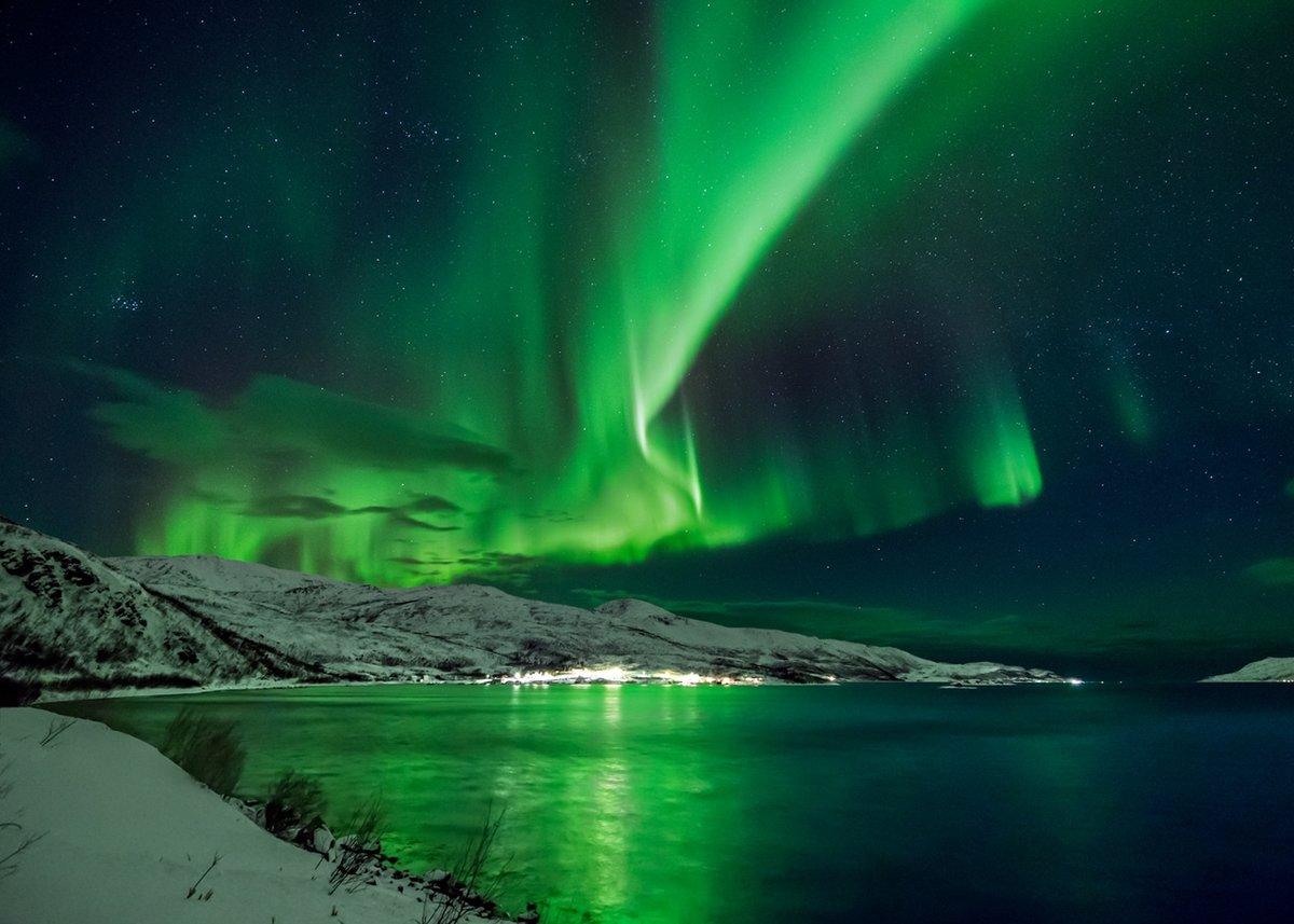 Что такое северное сияние с точки зрения современной науки?