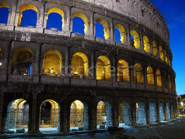Колизей – история и яркая жизнь знаменитого древнего амфитеатра в риме
