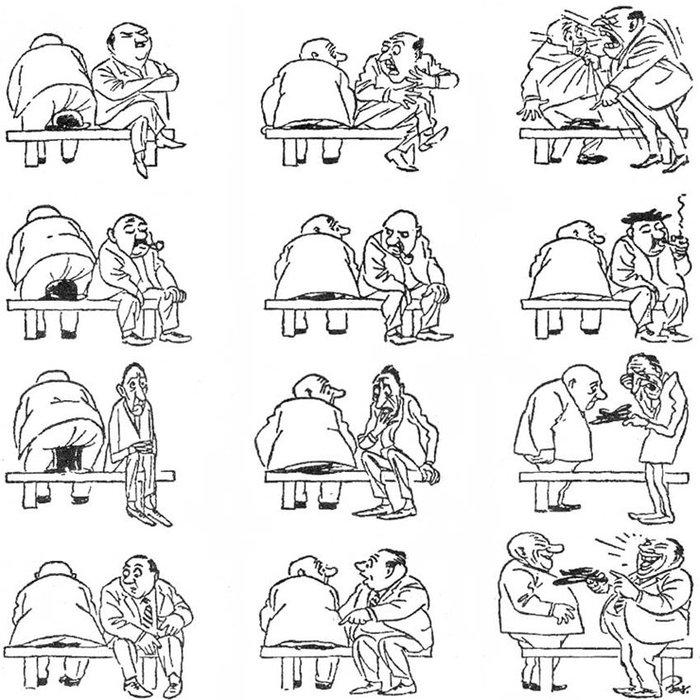 Четыре темперамента: сангвиник, флегматик, холерик и меланхолик | krok8.com - фундаментальная стратегия развития
