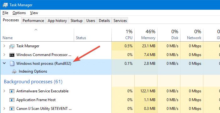 Как я могу исправить проблемы, связанные с rundll32.exe-268bff96.pf?