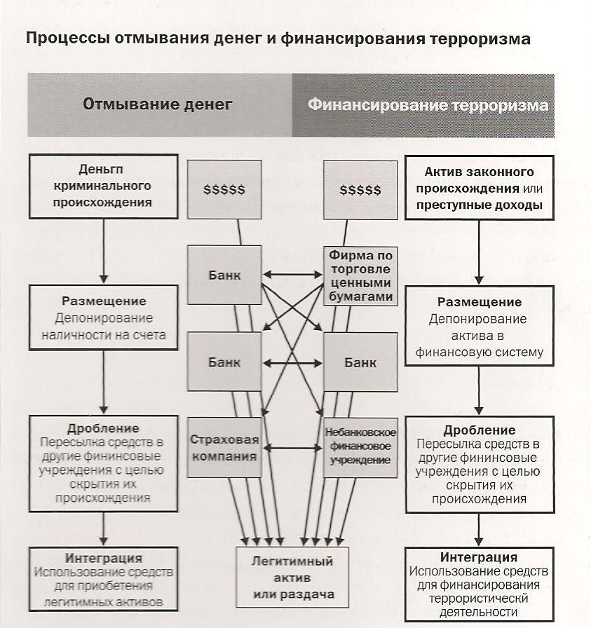 Говорим «отмывание», подразумеваем «обналичивание» | банки.ру