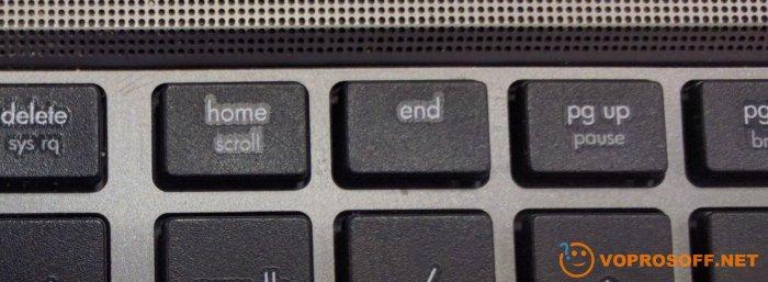 Что такое scroll lock на клавиатуре