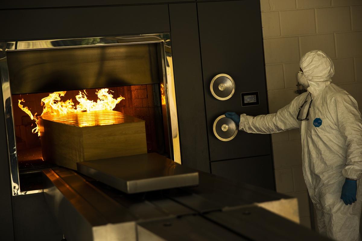 Все о крематории: описание, устройство, температура сжигания