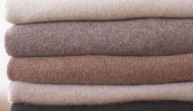 Про ткань кашемир: состав и свойства, плюсы и минусы, фото изделий