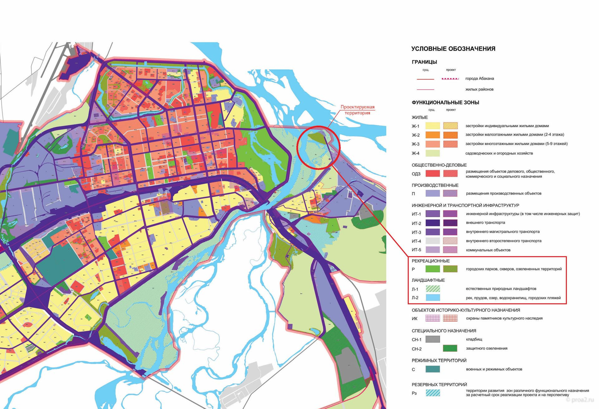 Градостроительное зонирование согласно кодексу: что это, этапы и виды выделения зон, документы для планировки территории