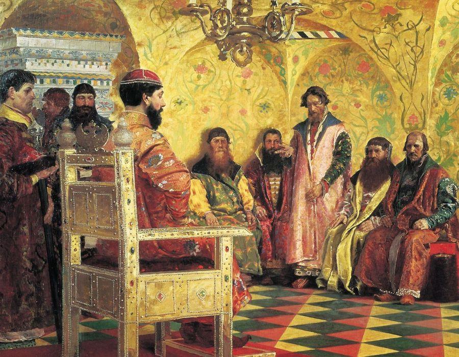 Боярская дума. история государственного управления в россии