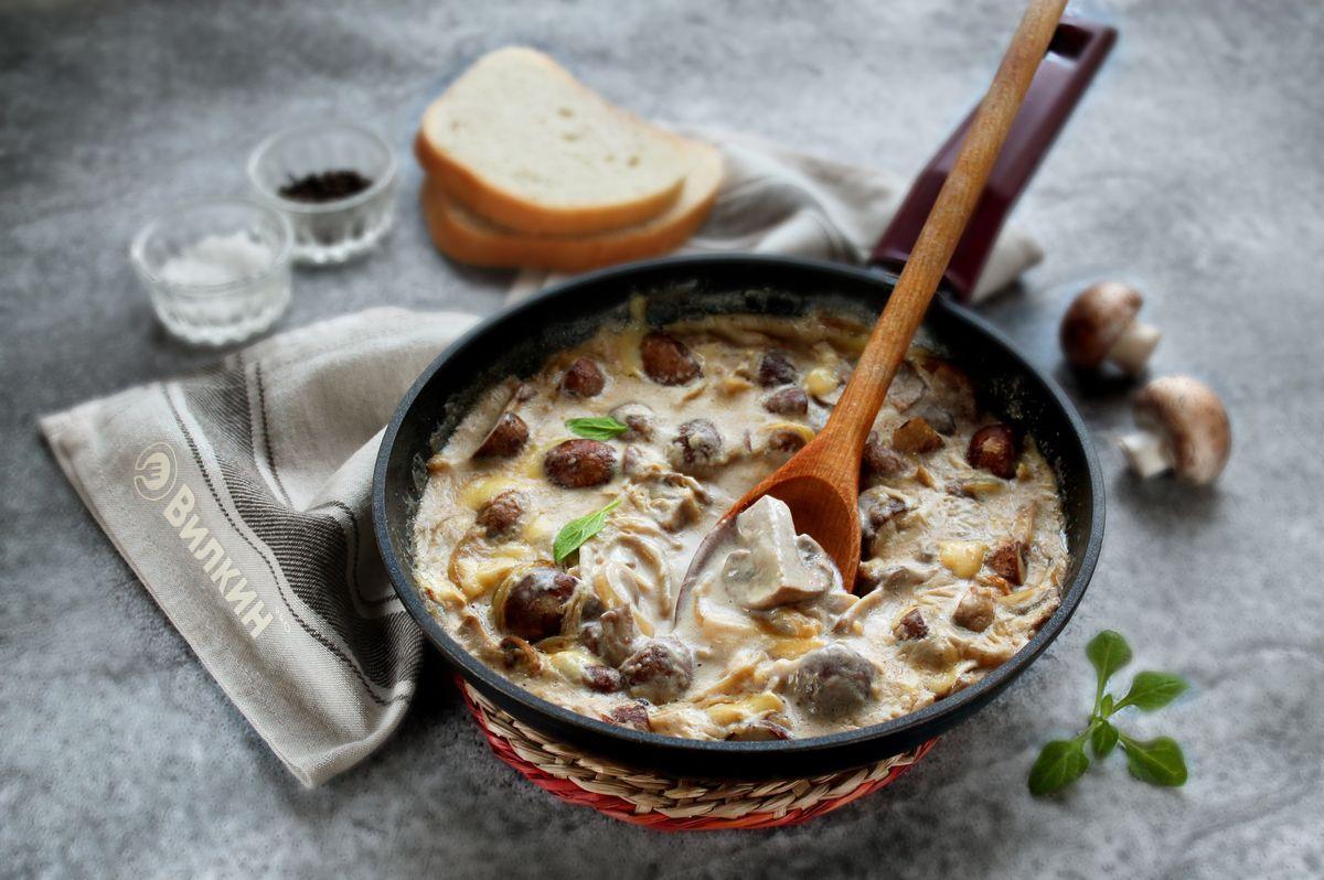 Что такое жульен - пошаговые рецепты приготовления блюда с курицей, грибами или морепродуктами с фото