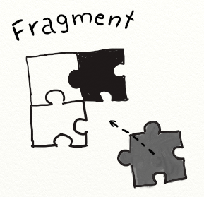 Разбираемся, что такое фрагмент. происхождение, синонимы, употребление :: syl.ru