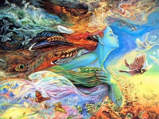 Фантазия - что это такое, как развить фантазию и воображение?
