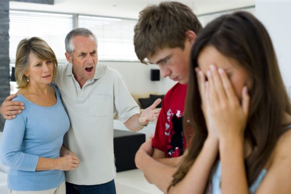 Трудности подросткового возраста