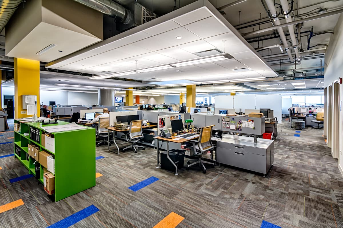 Что такое офис open space: преимущества и недостатки - rdv