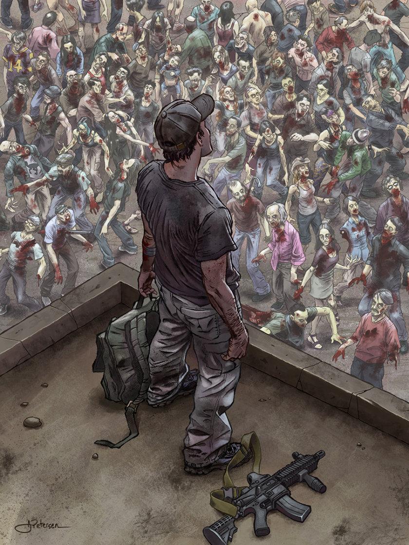 Зомби апокалипсис когда наступит и как выжить человеку?