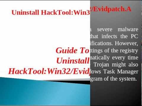При удалении hacktool:win64/autokms в простых шагов | чистые шпионских