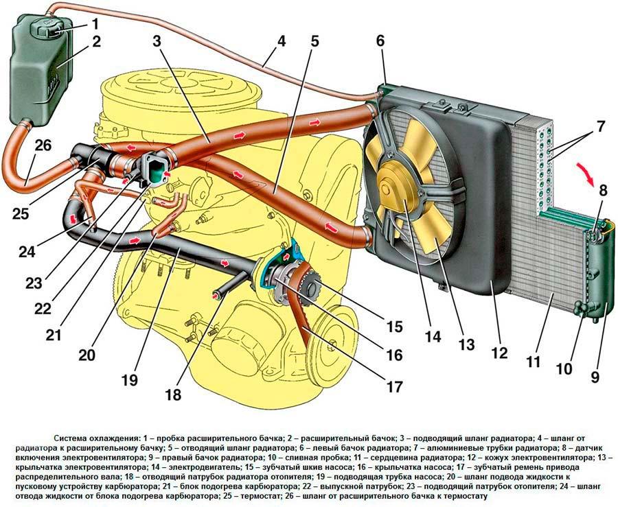 Как работает термостат: устройство термостата, назначение, функции и виды