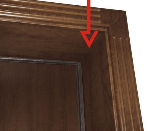 Доборы на межкомнатные двери: какой бывает доборная доска, разновидности и характеристики, монтаж