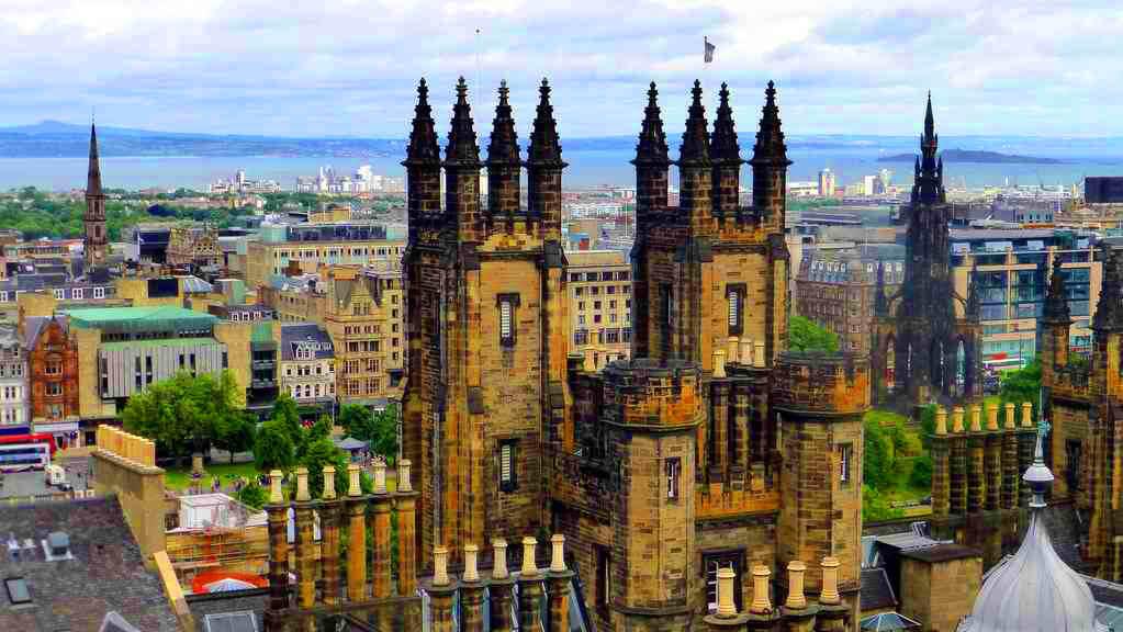 Шотландия - всё о стране, города, достопримечательности и фото шотландии