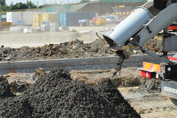 Тощий бетон, состав, применение и осоьбенности