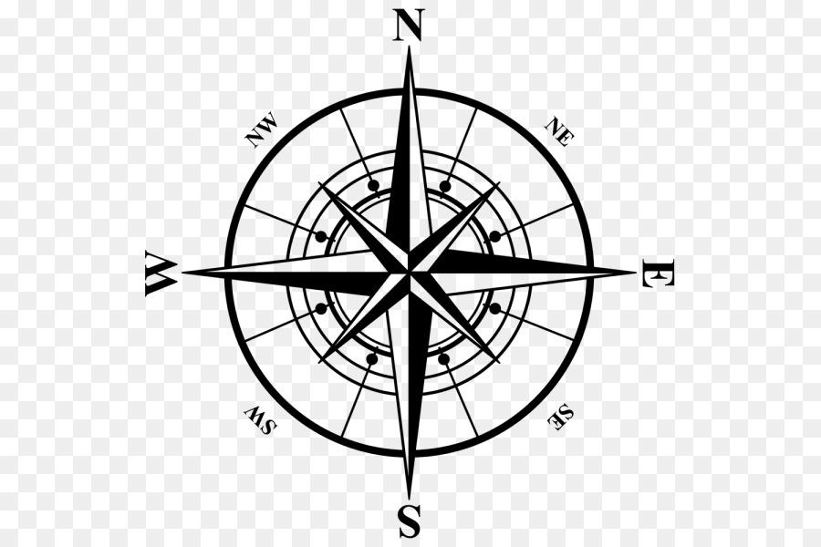 Что такое роза ветров? о чем говорит многозначительный уникальный символ?