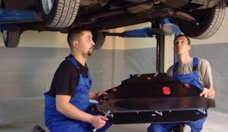 Что такое картер двигателя в автомобиле?